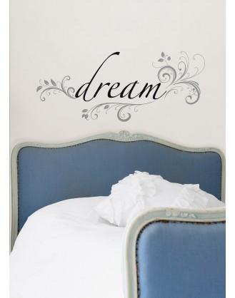 ΑΥΤΟΚΟΛΛΗΤΟ ΤΟΙΧΟΥ DREAM WALL - WPQ96852