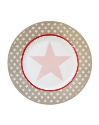 ΠΙΑΤΟ ΦΑΓΗΤΟΥ - BIG STAR TAUPE