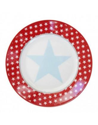 ΠΙΑΤΟ ΦΑΓΗΤΟΥ - BIG STAR RED