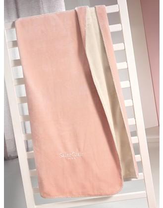 ΜΟΝΗ ΚΟΥΒΕΡΤΑ 160x220cm SAINT CLAIR - TRESOR PINKY