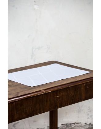ΣΕΤ ΣΟΥΠΛΑ 2 ΤΕΜ. 35x50cm NIMA - ASYMMETRY