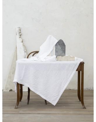 ΤΡΑΠΕΖΟΜΑΝΤΗΛΟ 150x220cm NIMA - LINHO WHITE