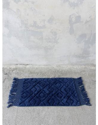 ΧΑΛΑΚΙ ΜΠΑΝΙΟΥ 70x110cm NIMA - LUCIA BLUE