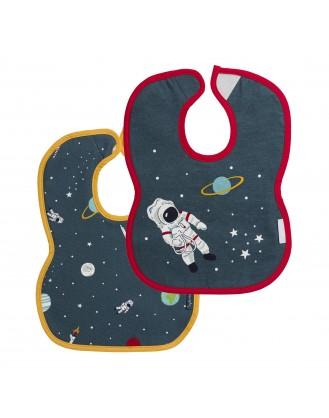 ΣΕΤ ΠΑΙΔΙΚΕΣ ΣΑΛΙΑΡΕΣ 26x35cm 2 ΤΕΜ. SOPHIE ALLPORT - SPACE