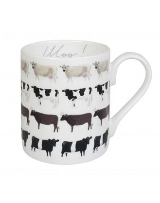 ΚΟΥΠΑ ΜΕ ΧΕΡΟΥΛΙ 275ml SOPHIE ALLPORT - COWS 'MOO!'