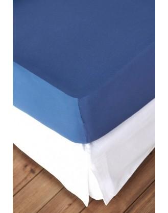 ΣΕΝΤΟΝΙ MAKO ΥΠΕΡΔΙΠΛΟ 160x200cm LIVING HOME - BLUE