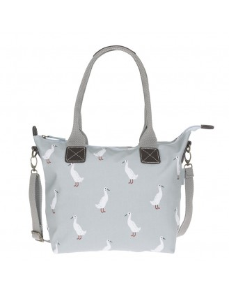 ΤΣΑΝΤΑ ΓΙΑ ΨΩΝΙΑ 35x25cm SOPHIE ALLPORT - RUNNER DUCK (MINI)