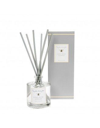 DIFFUSER ΑΡΩΜΑΤΙΚΟΥ ΧΩΡΟΥ 100ml SOPHIE ALLPORT - HONEY SPICED LAVENDER
